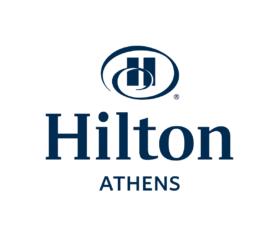 Hilton Athens logo