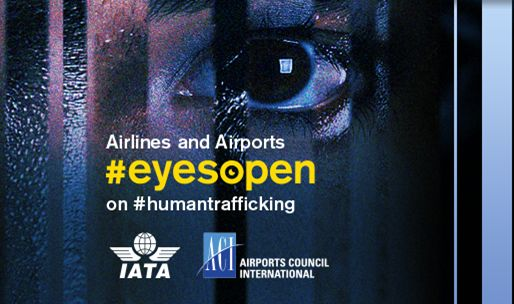 Airlines, Airports Launch Joint Campaign to Stop Human