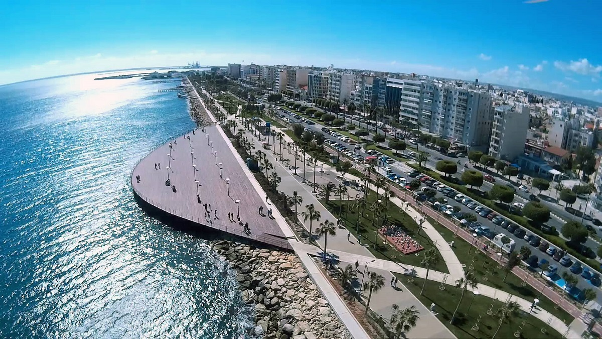Limassol, Cyprus. Photo Source: @Limassol Tourism Board