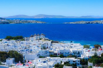 Mykonos, island, Greece. Photo © Maria Theofanopoulou