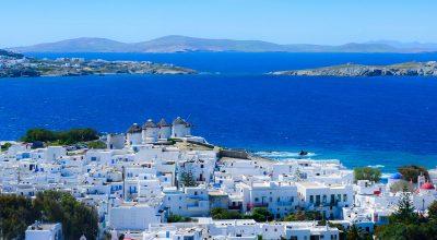 Mykonos, island, Greece. Photo © Maria Theofanopoulou