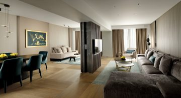 NJV Athens Plaza - Presidential Suite
