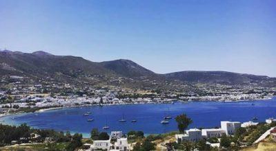 Paros Island. Photo Source: @Municipality of Paros