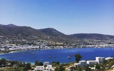 Paros Island. Photo Source: @Municipality of Paros