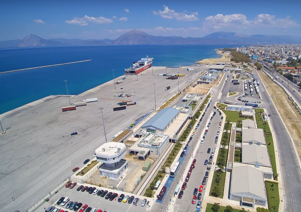 Photo Source: @Patras Port Authority