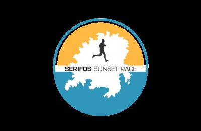 Serifos Sunset Race logo new