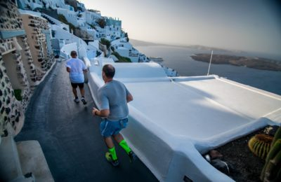 Santorini Experience, Photo by Elias Lefas