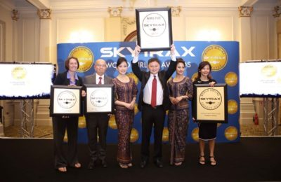 Singapore Airlines Skytrax