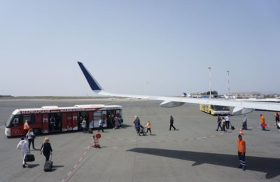 Thessaloniki airport. Photo: Greek Travel Pages (GTP)