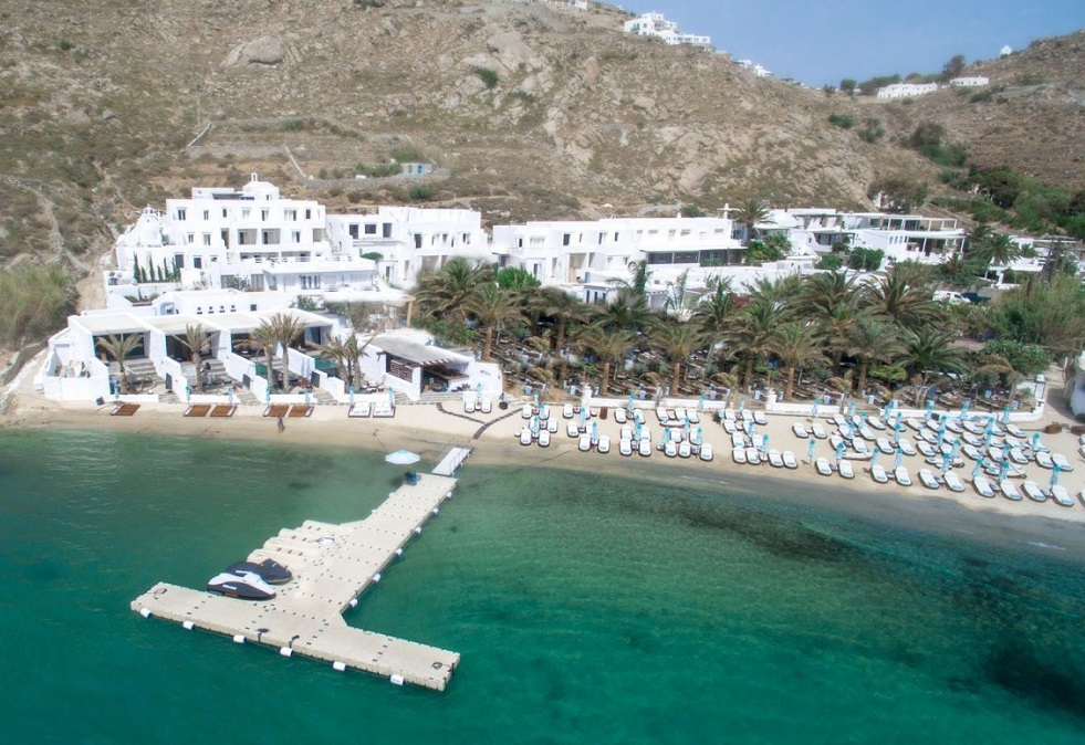 Kenshō Opens New Luxury Hotel On Psarou Beach Mykonos