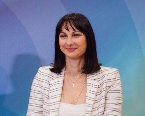 Tourism Minister Elena Kountoura.