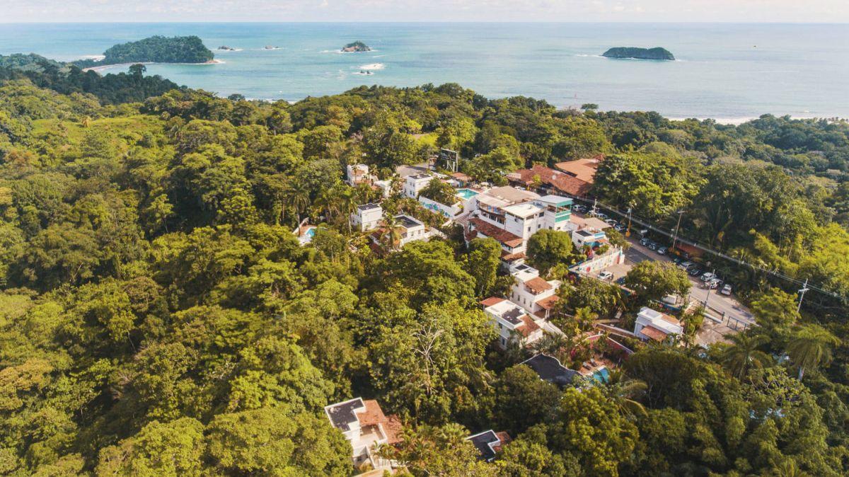 Selina brand hotel in Manuel Antonio, Costa Rica.
