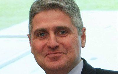 Andreas Mandrinos President Thessaloniki Hotels Association