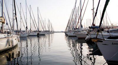 Alimos Marina. Photo Source: Greek Marinas Association