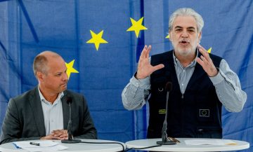European Commissioner Christos Stylianides. Photo source: European Commission