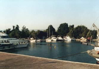 Elefsina Port. Photo source: Municipality of Elefsina