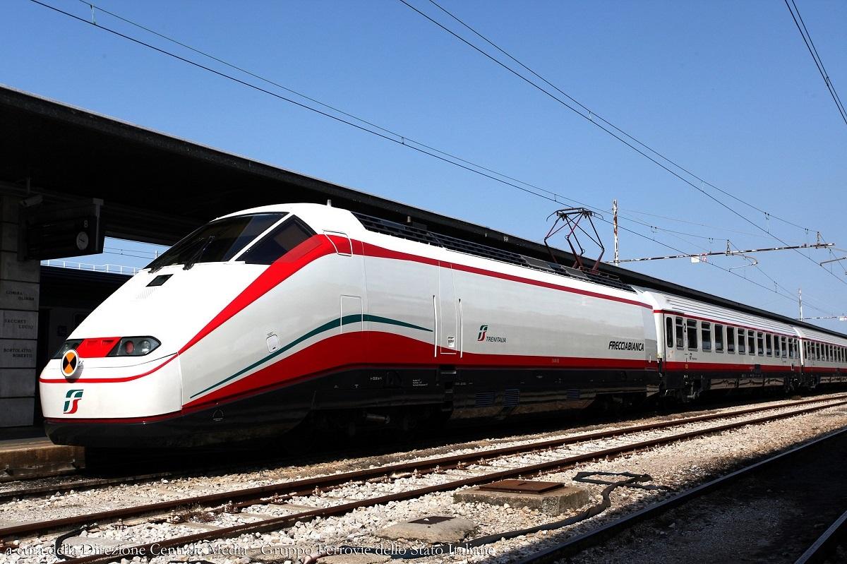 Photo: @Ferrovie dello Stato Italiane