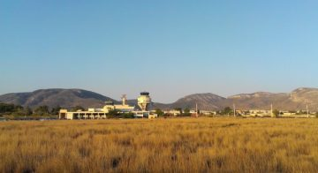 The former airport of Hellinikon. Photo Source: Hellenic Civil Aviation Authority