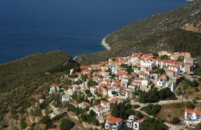 Alonissos island.