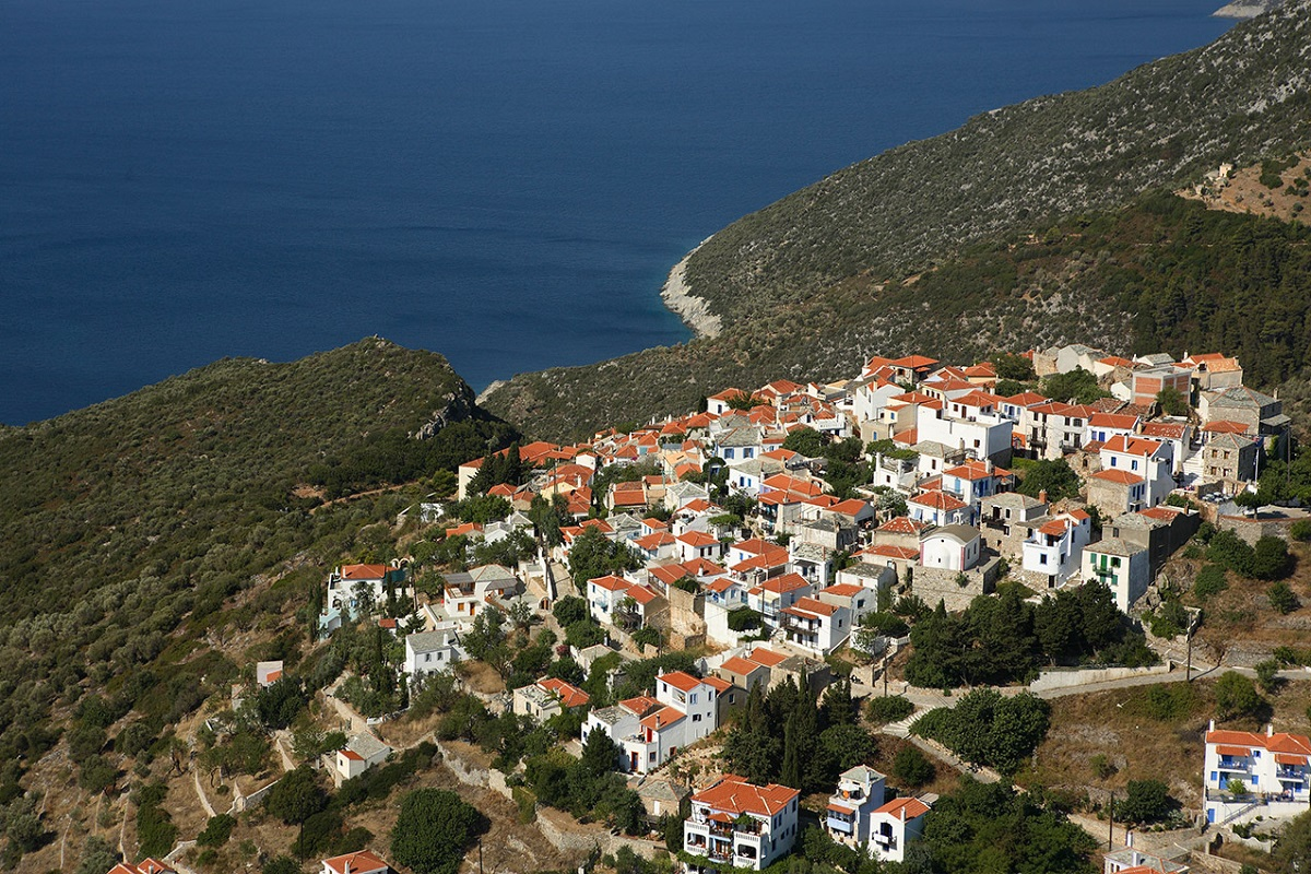 Alonissos island. Photo Source: Municipality of Alonissos
