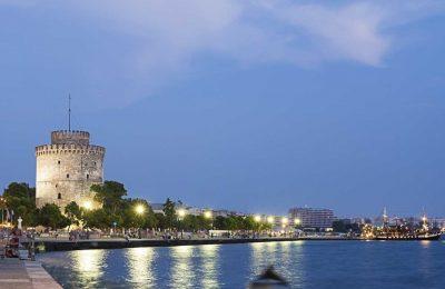 White Tower, Thessaloniki, northern Greece. Photo Source: Municipality of Thessaloniki.