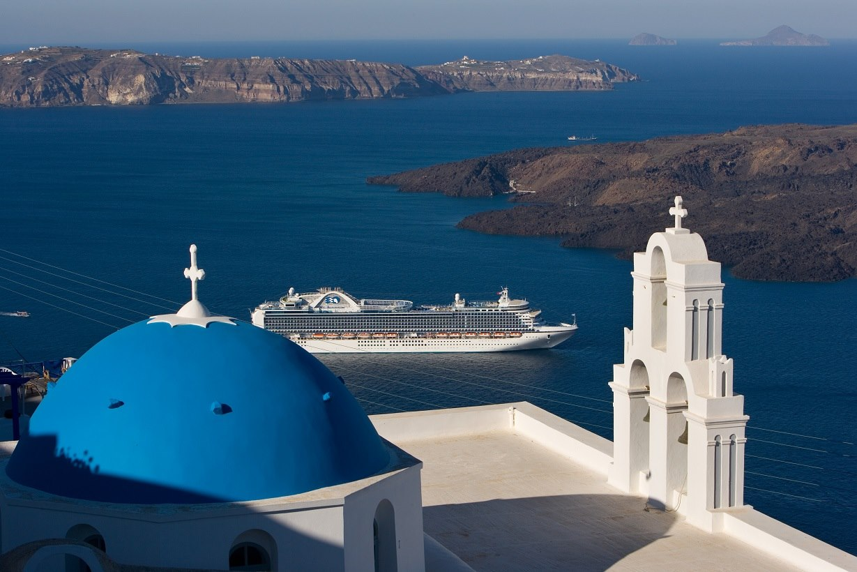 Princess Cruises to Build Two Next-generation LNG Ships (news.gtp.gr)