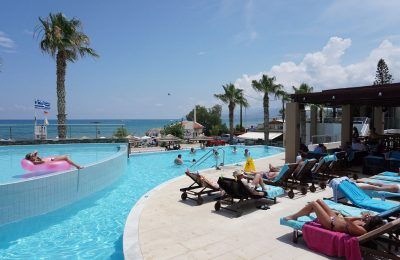 SENTIDO Blue Sea Beach Hotel by Thomas Cook, Crete, Greece.