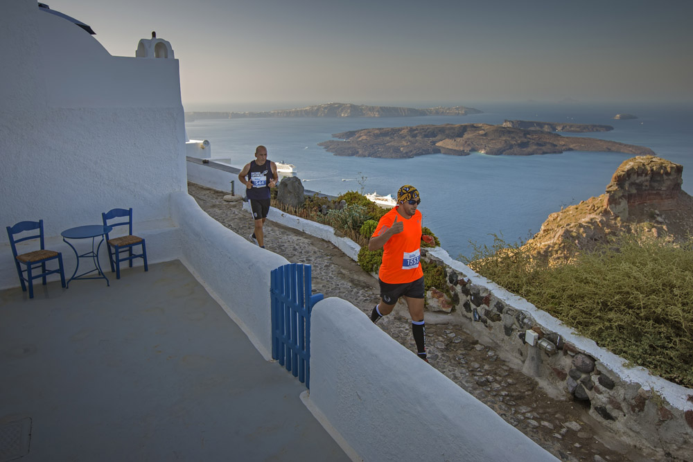 Santorini Experience. Photo by Loukas Hapsis