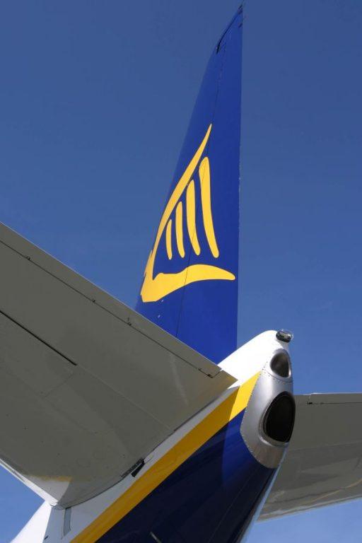 Photo source: Ryanair