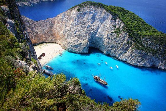 Zakynthos. Photo source: Pixabay