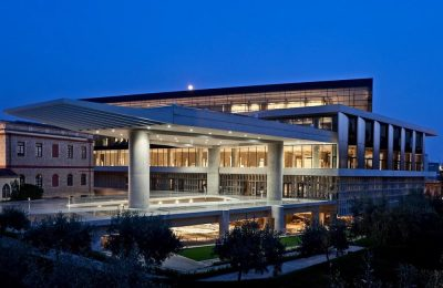 Acropolis Museum, Athens. Photo Source: @Acropolis Museum