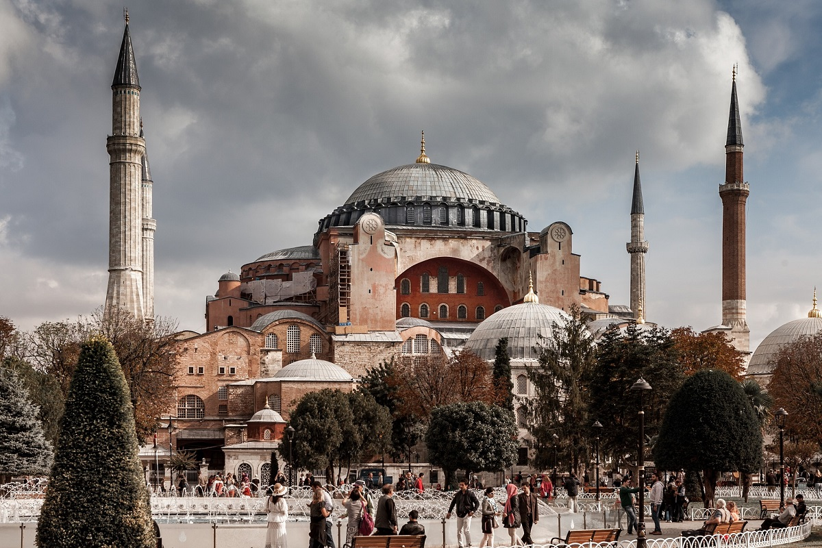 Turkeys High Court Rejects Plea To Turn Hagia Sophia Into Mosque