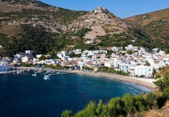 Fournoi island. Photo Source: Visit Greece