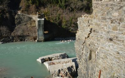 The Plaka Bridge, Zagori, northern Greece. Photo Source: Ministry of Culture - copyright Athens Macedonia News Agency / STR