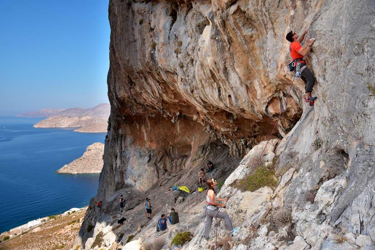 Photo: Kalymnos Climbing Festival
