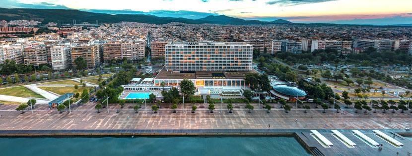 Makedonia Palace Hotel. Photo Source: @Makedonia Palace Hotel