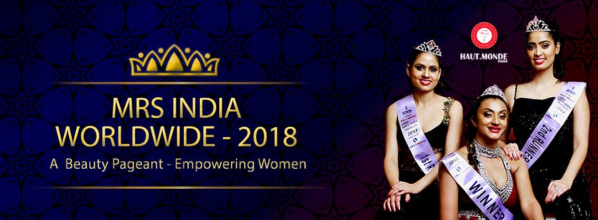 Rhodes to Host 'Mrs India Worldwide 2018' Pageant - GTP