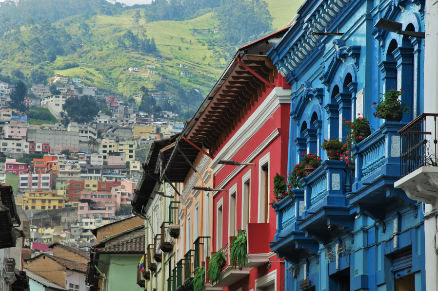 Quito, Ecuador. Photo © alessandro_pinto / Getty Images