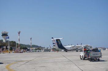 Rhodes airport. Photo: GTP