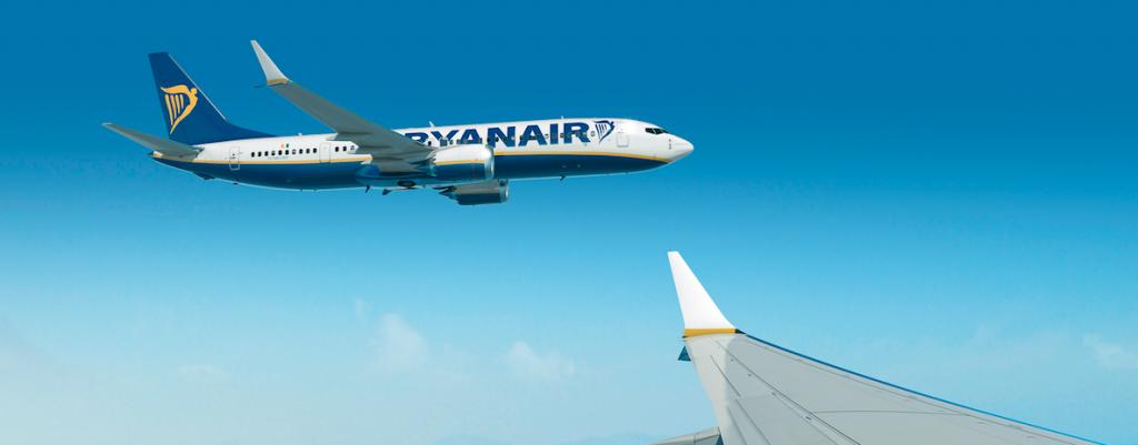 ryanair flights schedule 2018