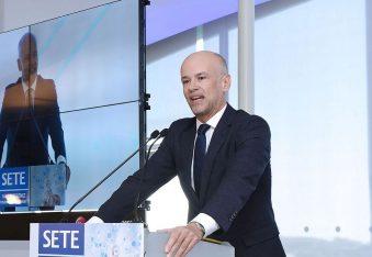 SETE President Yiannis Retsos. Photo © SETE