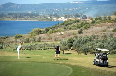 The Bay Course, Costa Navarino. Photo Source: @Costa Navarino