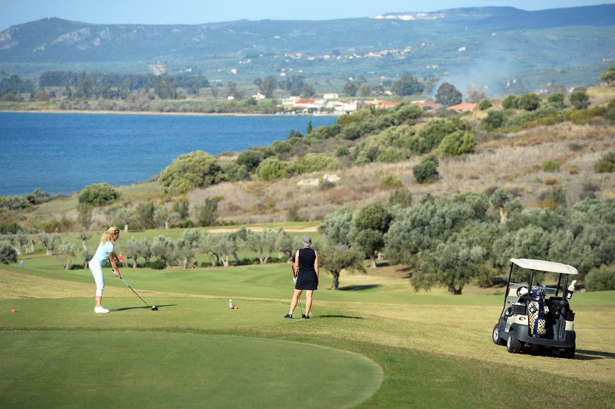 The Bay Course, Costa Navarino. Photo Source: @Costa Navarino