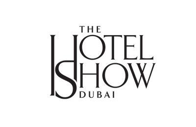 The Hotel Show Dubai logo