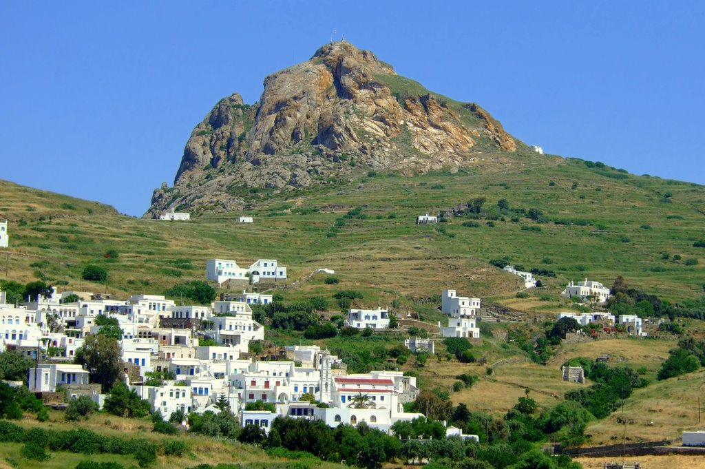 Tinos island, Cyclades