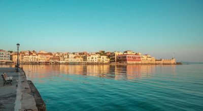 Chania, Crete. Photo Source: Wanderlust Greece
