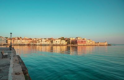 Chania, Crete. Photo Source: Wanderlust Greece