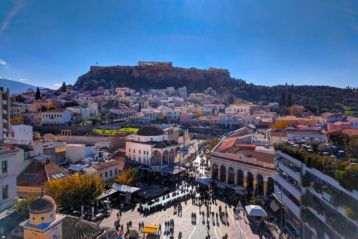 Athens, Greece. Photo Source: Wanderlust Greece
