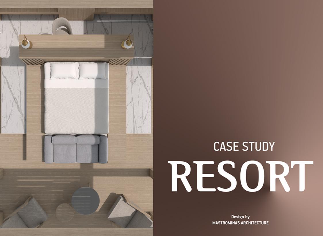Resort Inspiration / design by Mastrominas Architecture