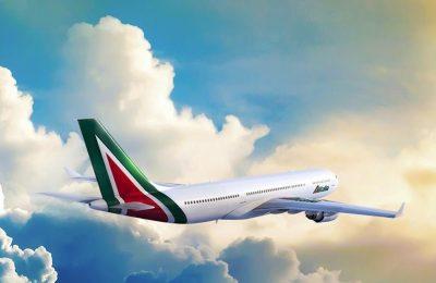 Photo Source; @Alitalia